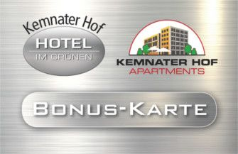 Kemnater Hof Apartments - Bonus Card