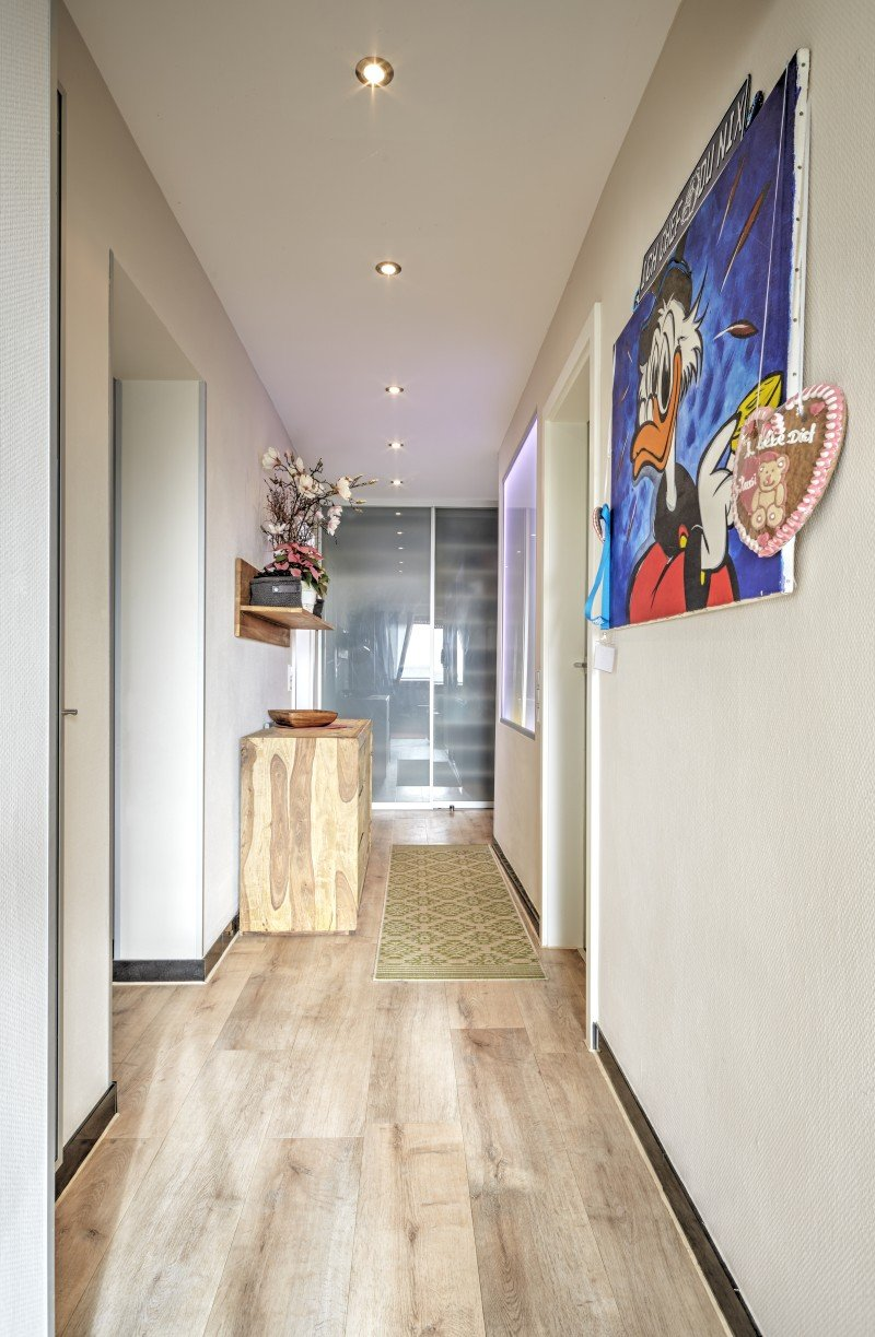 Kemnater Apartments: Flur 5 eines Premium Apartments