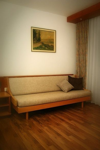 Kemnater Apartments: 2 Discount Apartment Stuttgart - Couch in a furnished room